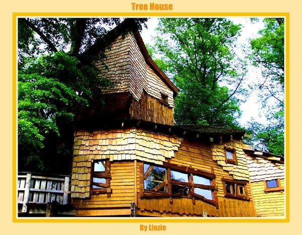 Tree House by Linzie