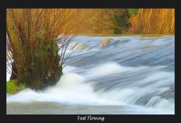 Fast Flowing by alwolf