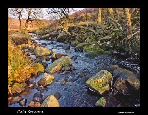 cold stream. by steve_r