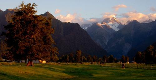 Mount Cook by JakeK