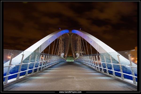 Lowry Bridge by gareth01422