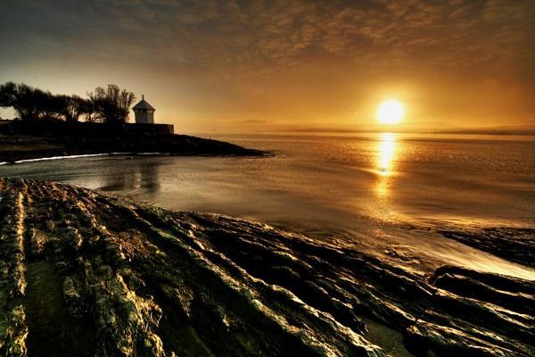 Kon-Tiki Sunrise by EllieEdge