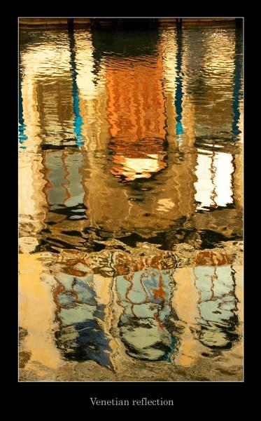 Venetian reflection by acaado1