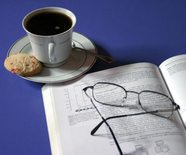Study break by delboy1145