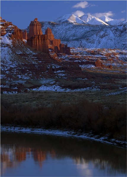 Fisher Towers by billma