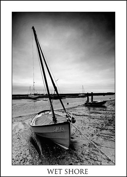 Wet Shore by ovi