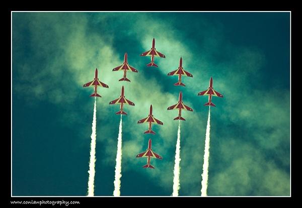 The Reds..... by gavinconlanphoto