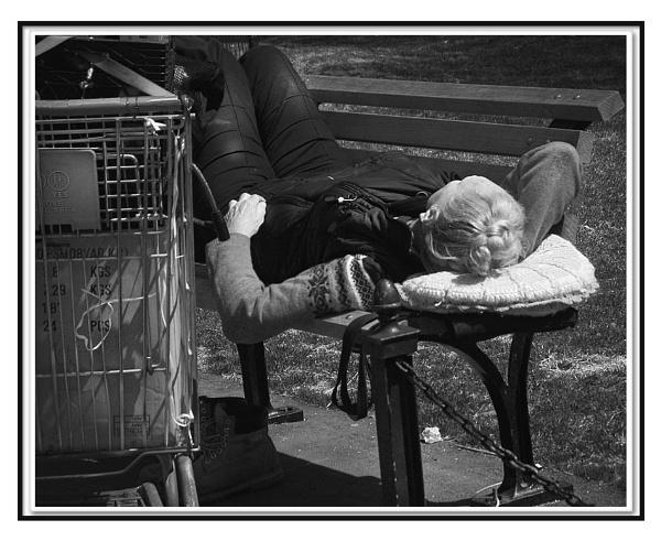 Homeless Boston MA. by proz