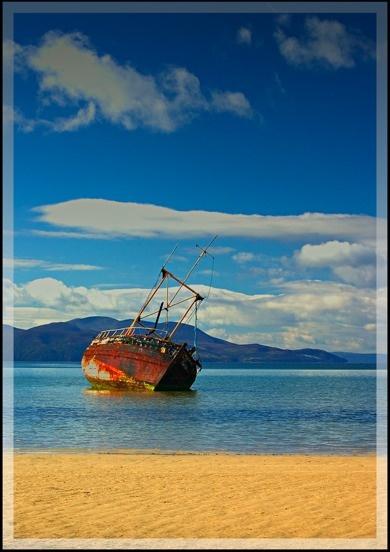 shipwreck by scuttlefish