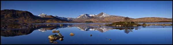 Reflection... by Scottishlandscapes