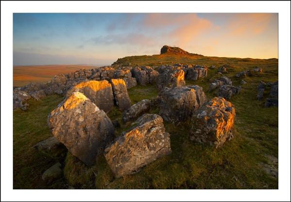 Peak Limestone by stevebutler