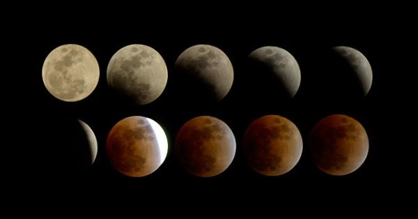 Lunar Eclipse by AnthonyM