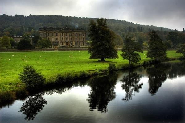 Chatsworth Derbyshire by acbeat