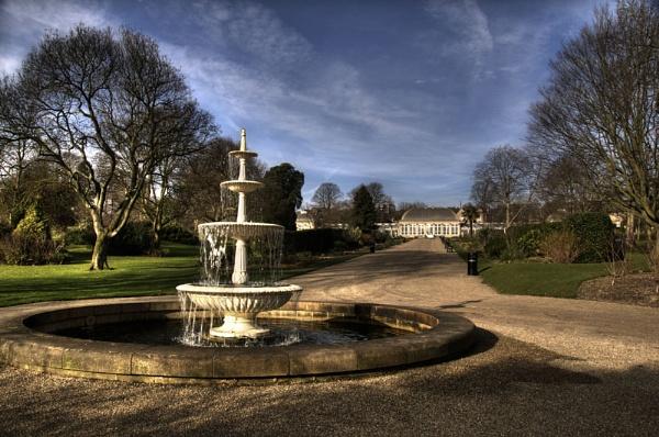 Botanical Gardens Sheffield by acbeat