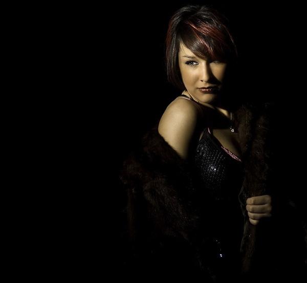 Dark Lady by kaybee