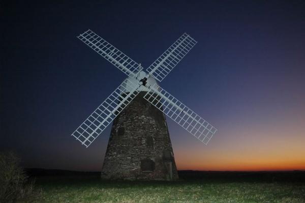 halnaker windmill by alcartraz
