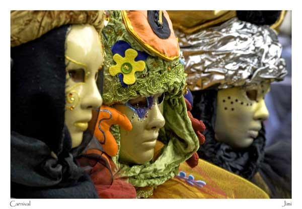 Carnival by Mrmojo