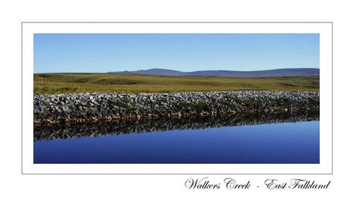 Walkers Creek by Stevebishop