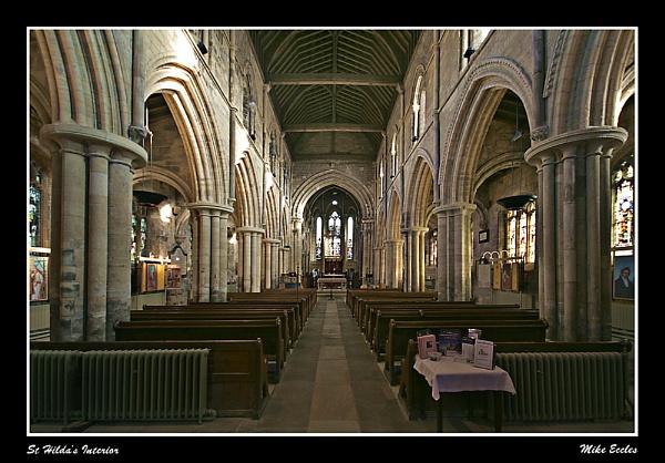 St Hilda\'s Interior by oldgreyheron