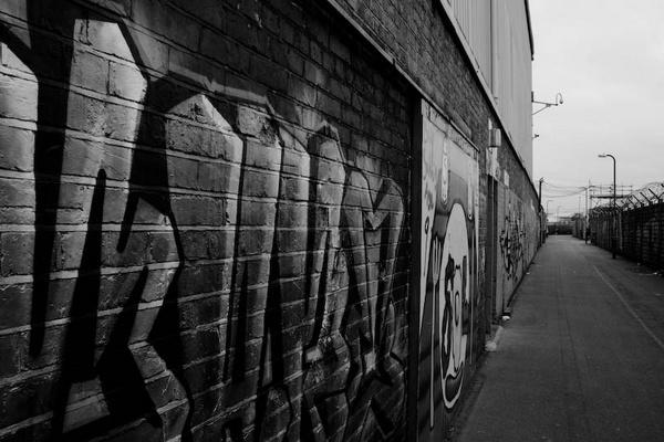 Graffiti by Shaun_Mclean