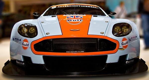 Aston\'s 2008 GT car by Mrd06