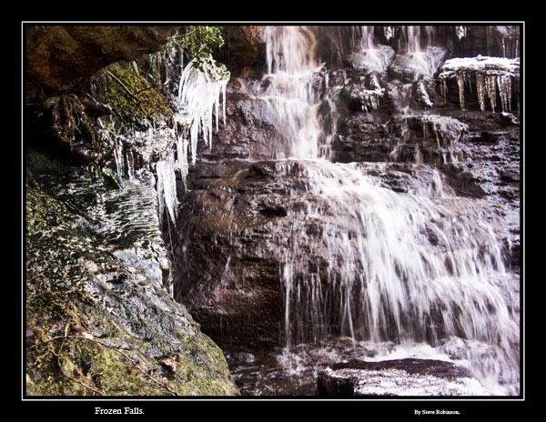 Frozen Falls. by steve_r
