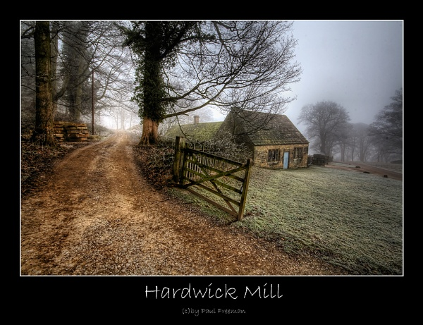 Hardwick mill by paulfreeman