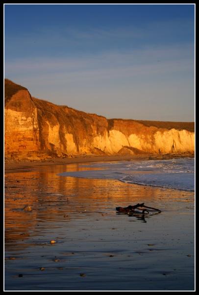 Marsden Cliffs by mpphotographics
