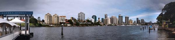 The Pier by davidsaenzchan