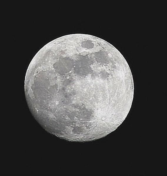 The moon by greatdog