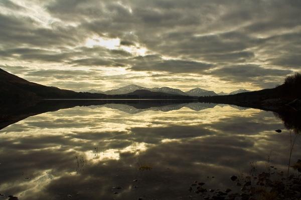 Loch Laggan by CaptivePixels