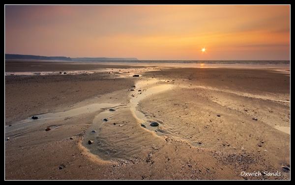 Oxwich Sands by Sheff