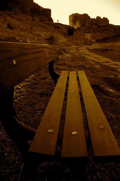 Ilkley bench by samfinister