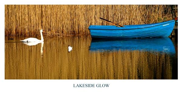Lakeside Glow by acaado1