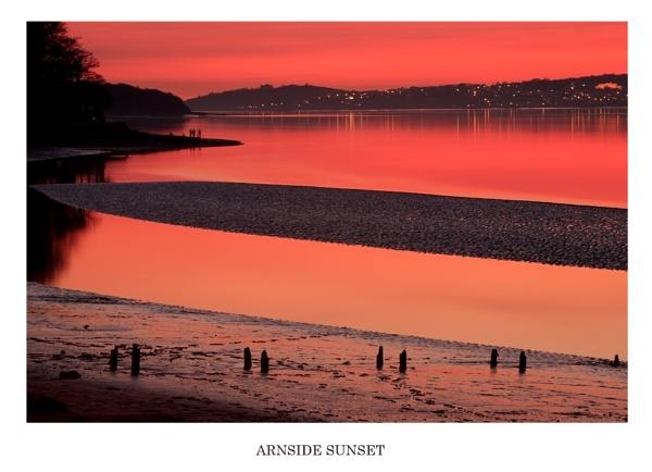 Arnside sunset by acaado1