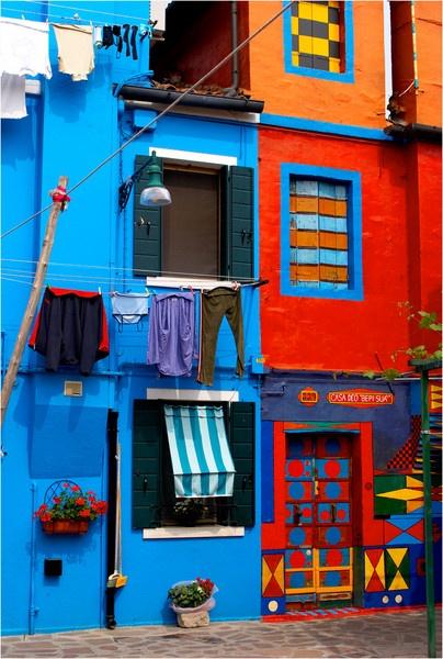 Colourful House by acaado1
