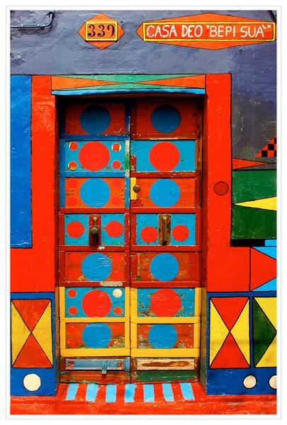 Colourful Door by acaado1