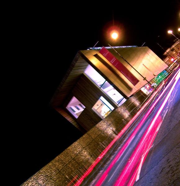 night exposure by TonyKerrey