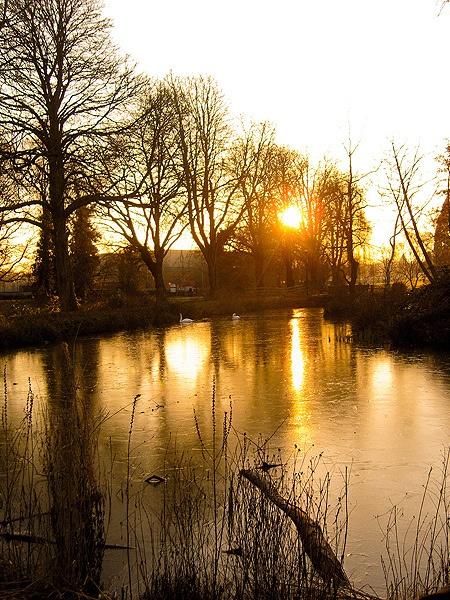 golden pond by TonyKerrey
