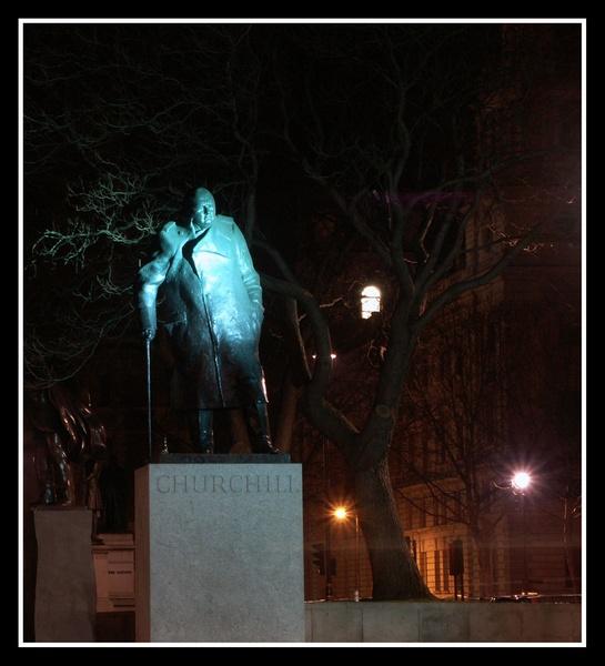 Winston Churchill by tonemapped
