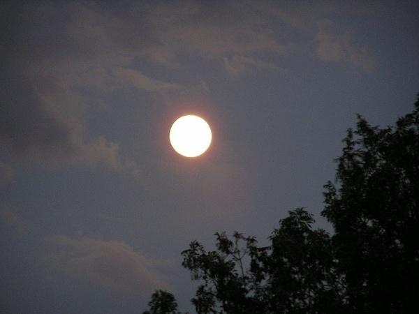 Harvest Moon by Mintakax