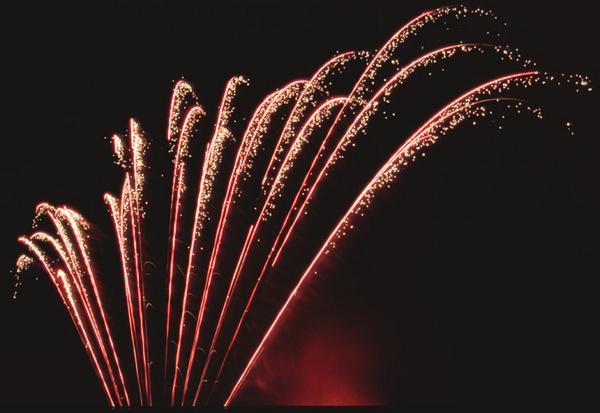 January 1st Fireworks by ckristoff