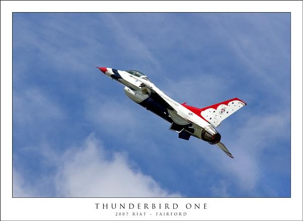 Thunderbird One by javam