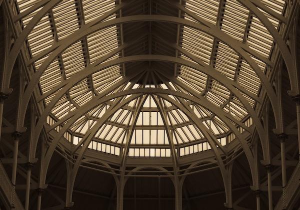 Museum Roof by BundleBoy