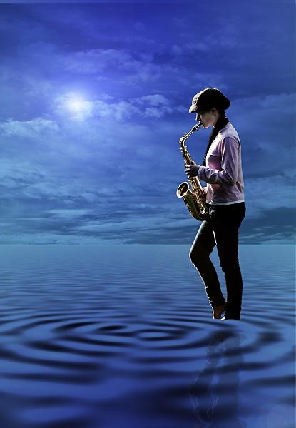 Moonlight Serenade by peterkent