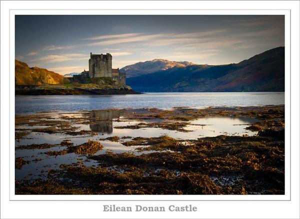 Eilean Donan Castle by Sue_R