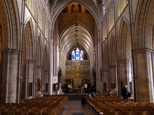 Southwark Cathedral by chris631uk