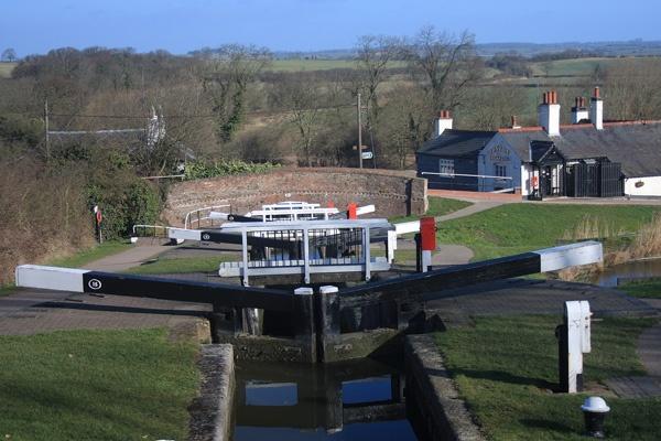 Foxton Locks by mumfie2003