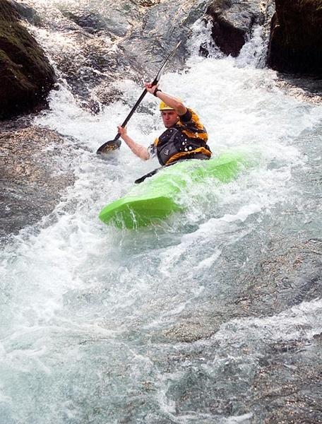 Kayak by davor