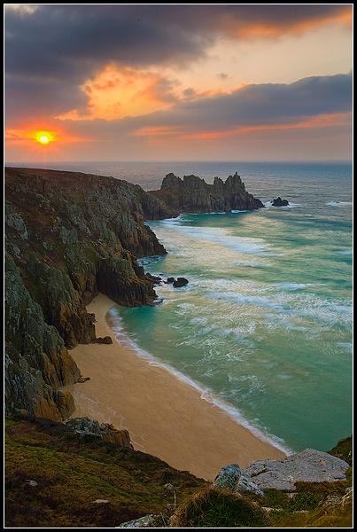 Good Morning Cornwall II by iwool